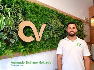 Armando Siciliano Holgado (Fisioterapeuta)