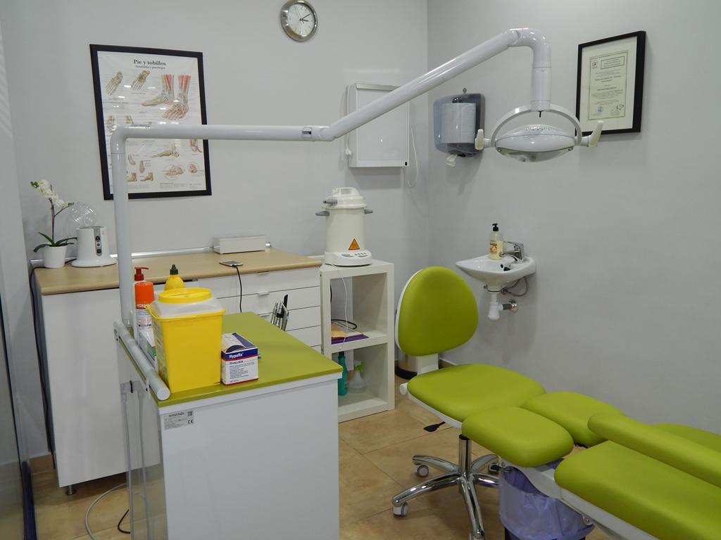 El hongo de las uñas el tratamiento de la clínica